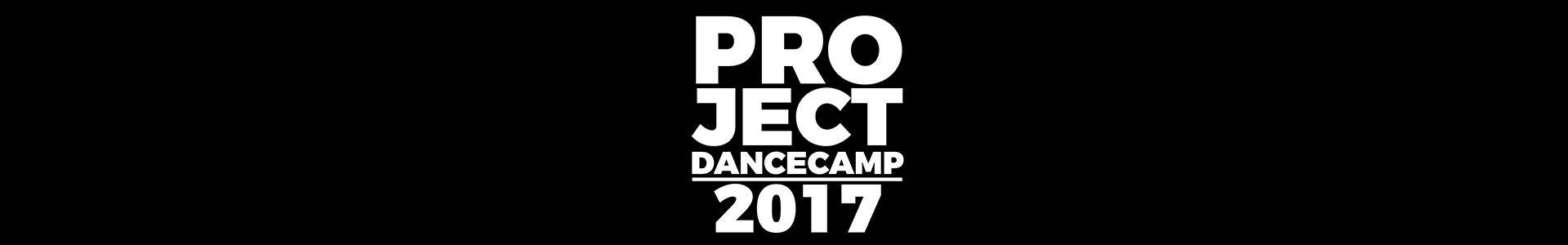Project Dance Camp 2017 Promo